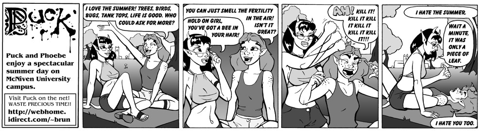 Little known fact: fertility smells like McDonalds.